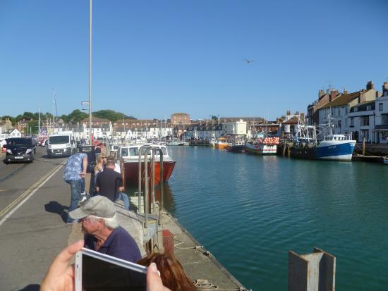 Harbour House: Two minute walk from Hotel