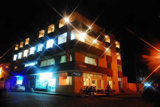 Hotel Chamana Caicedonia