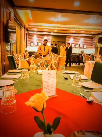 Restaurants Near Airport Indore