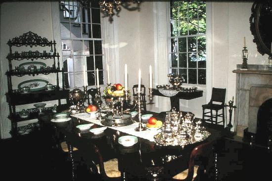 นัตเชซ์, มิซซิสซิปปี้: dining room