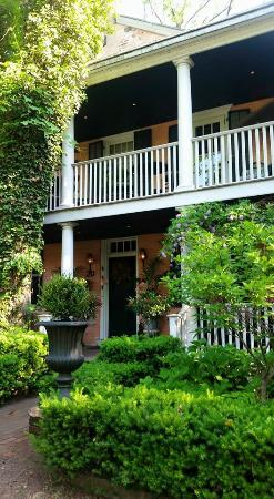 Porches on the Towpath: Outside