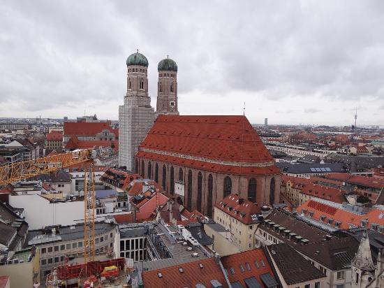 City Sightseeing Munich: das Wahrzeichen von München
