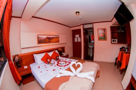 Hatun Samay : habitacion confortable