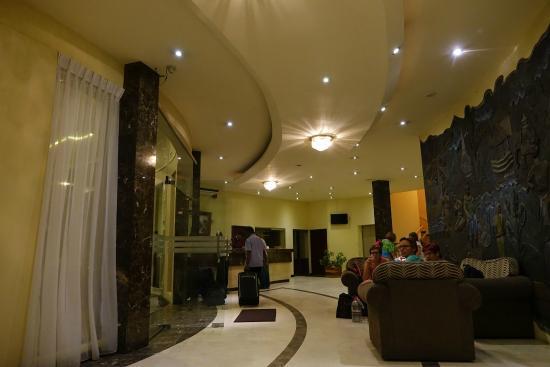 Hotel Devon : lobby