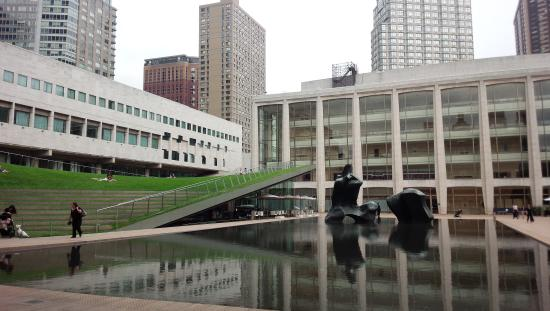 The Juilliard School's main entrance  - Picture of The