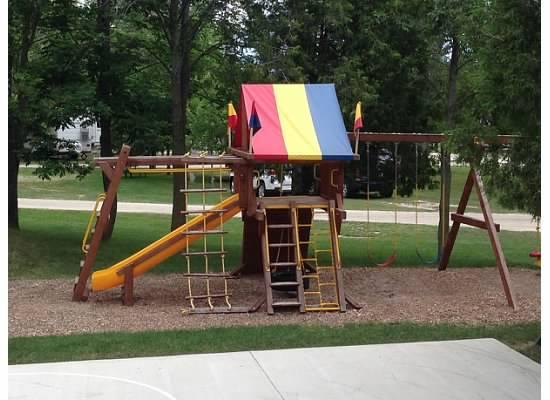 Baileys Harbor, WI: Playground
