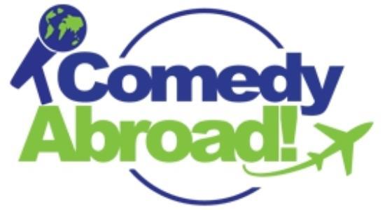 Comedy Abroad! : Comedy Abroad logo