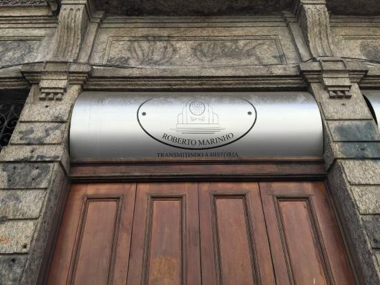 Roberto Marinho Radio Museum
