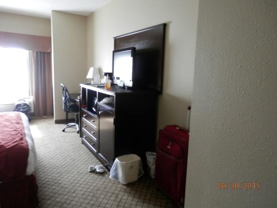 BEST WESTERN PLUS Macomb Inn: nice room