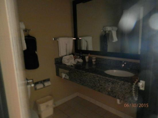 BEST WESTERN PLUS Macomb Inn: lots of room