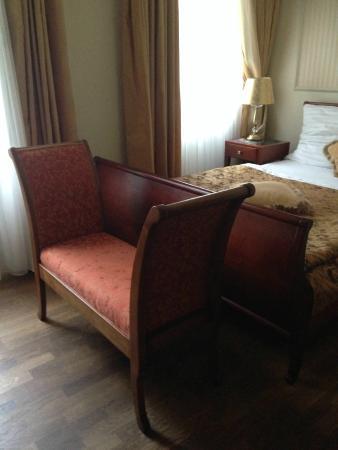 Hotel Stramberk: divanetto