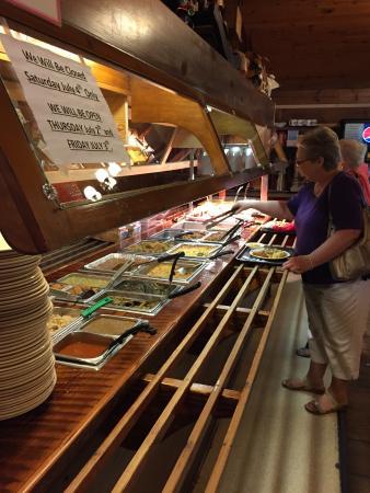Latta, Carolina del Sud: Food!!
