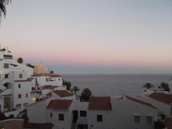 Playa de Capistrano: le soir de la terrasse