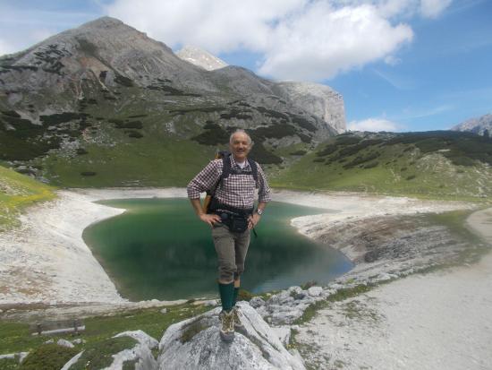 Alpe di Fanes: Lago di Limo