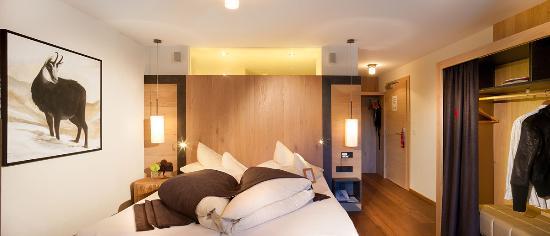 Hotel Jerzner Hof: Juniorsuite Almrose