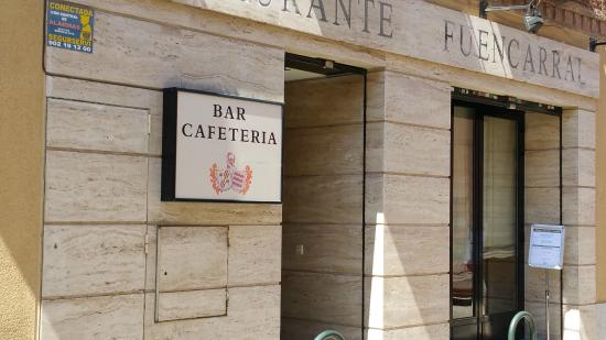 Restaurante Fuencarral
