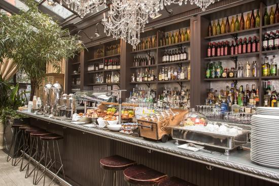 nomo kitchen breakfast picture of nomo soho hotel new york city