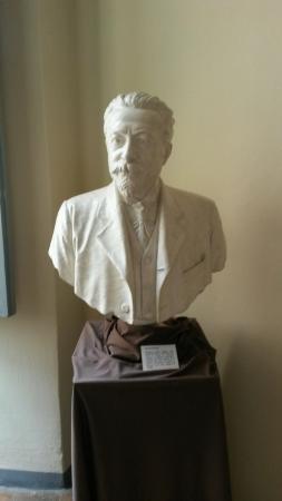Civico Museo Archeologico Paolo Giovio : Busto di Solone Ambrosoli