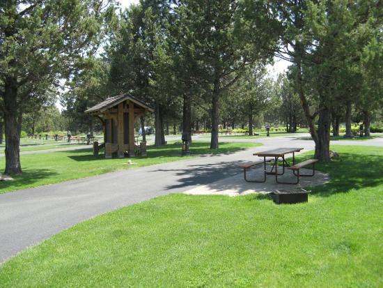 rv sites - Picture of Bend/Sisters Garden RV Resort, Bend - TripAdvisor