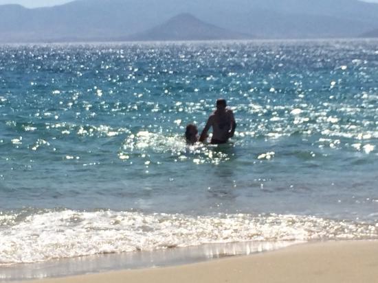 Maragas Beach Naxos: Beautiful by the beach