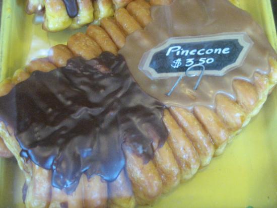 Sisters, Oregón: Huge Pinecone