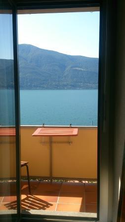 Hotel Arancio: lake view room