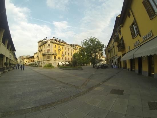 Palazzo Crivelli Pecchio Martinoni