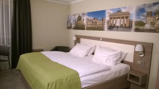 Best Western Hotel Kantstrasse Berlin: Total gemütlich