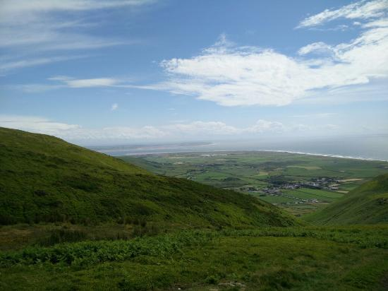 Millom, UK: Black Combe