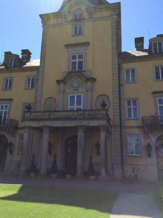 Buckeburg, Jerman: Front entrance