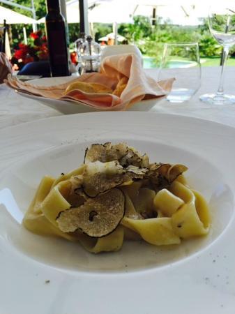 San Rocco Restaurant: Truffles Pasta