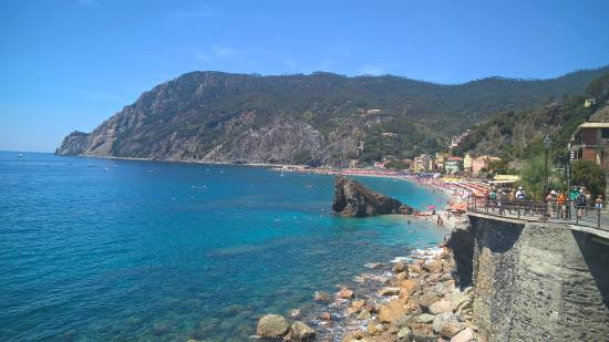 Riomaggiore, Italien: море