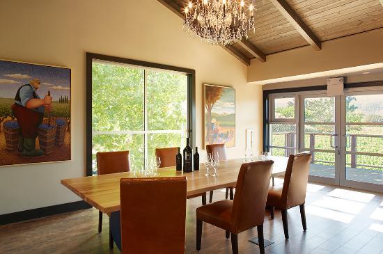 Honig Vineyard & Winery: Reserve Tasting Room