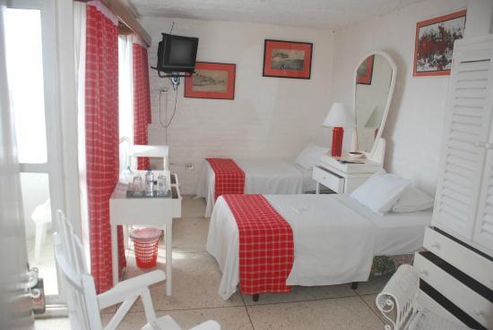 Hotel La Herradura: Habiación