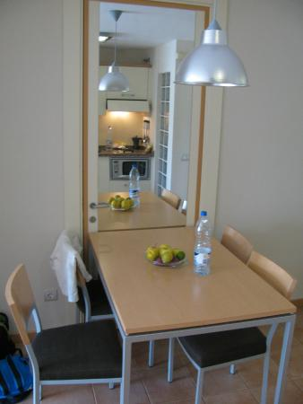 Apartamentos Greenlife Golf : Jadalnia