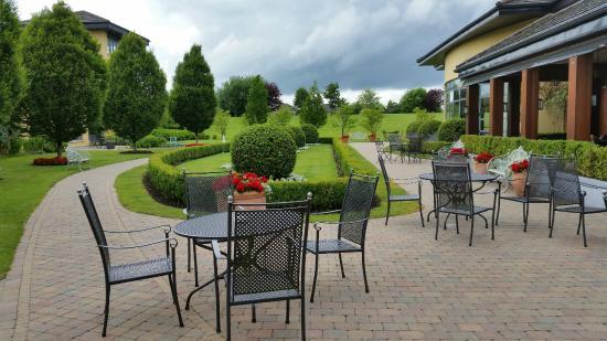 Mullingar Park Hotel Fabulous Grounds