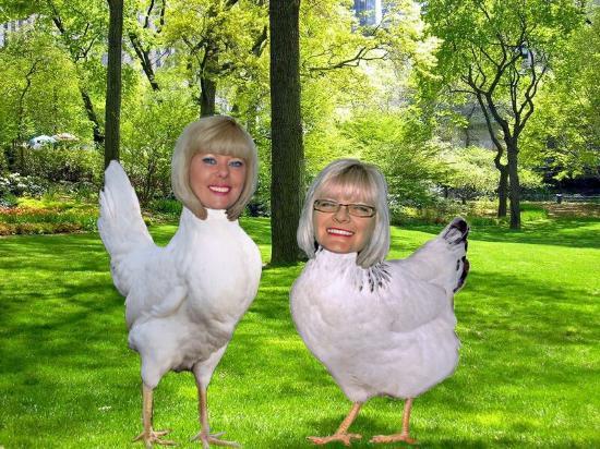 Twa Hens