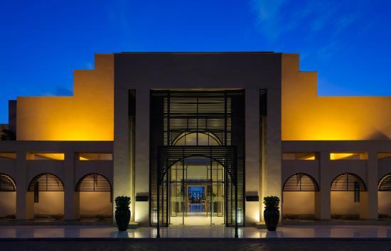 Park Hyatt Jeddah - Marina, Club & Spa : Main Hotel Entrance