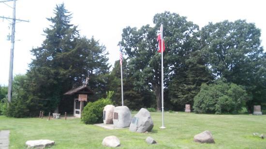 Sheridan, IL: Norwegian Settlers Memorial