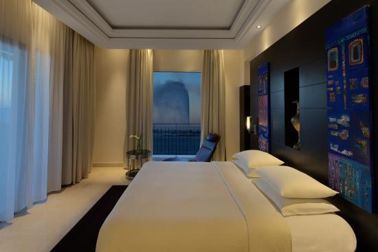 Park Hyatt Jeddah - Marina, Club & Spa: Royal suite bedroom