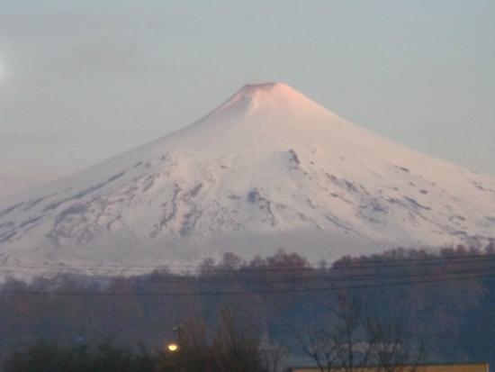 Ruca Suite : Vista do Vulcão Vila Rica