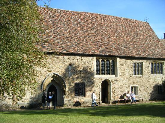 Bushmead Priory