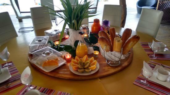 Tevahine Dream : colazione