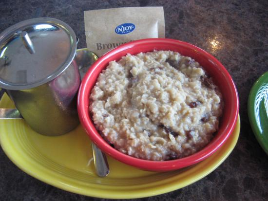 Bowman, ND: Oatmeal