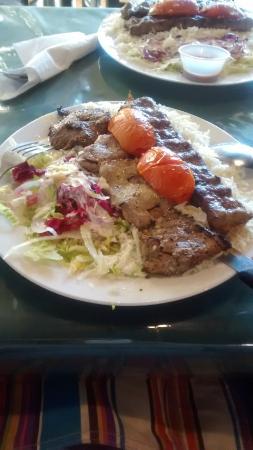 Zand's Persian Kabobs