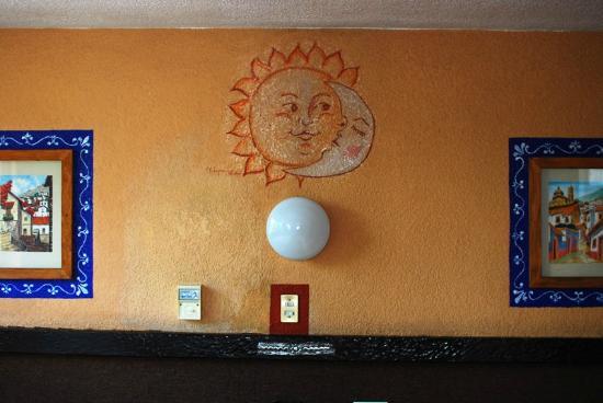 Posada Viena Hotel : detalle de la habitación 217