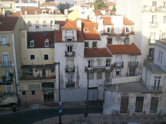 Residencia do Sul: view from the balcony