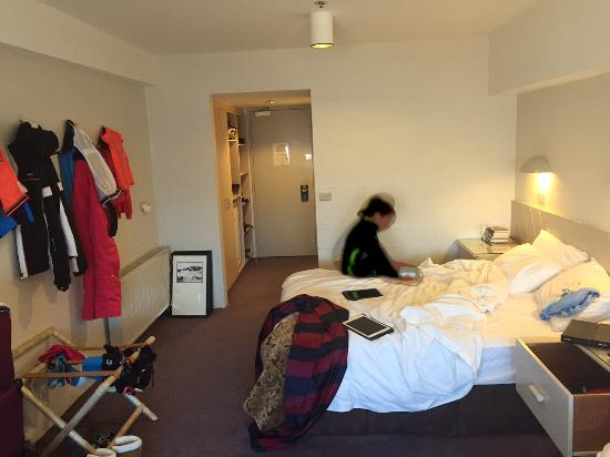 Perisher Manor: Motel style at boutique price tag