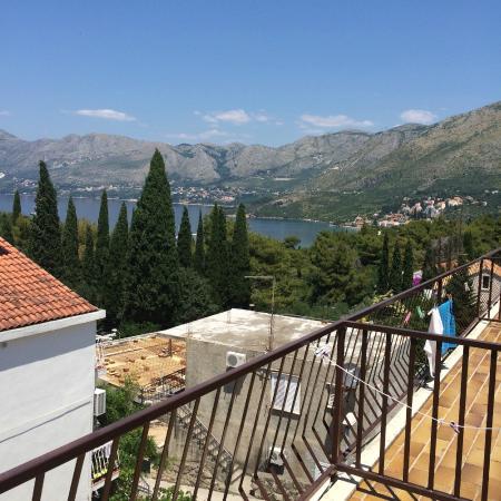 Villa Voinic : Balcony View (Daytime)