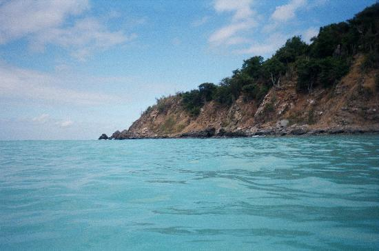 bahía de Simpson, St. Maarten: I think this was Creole Rock, but I wasn't really listening